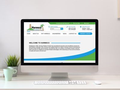 Municipal Service Website Design